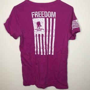 Freedom Under Armour Shirt